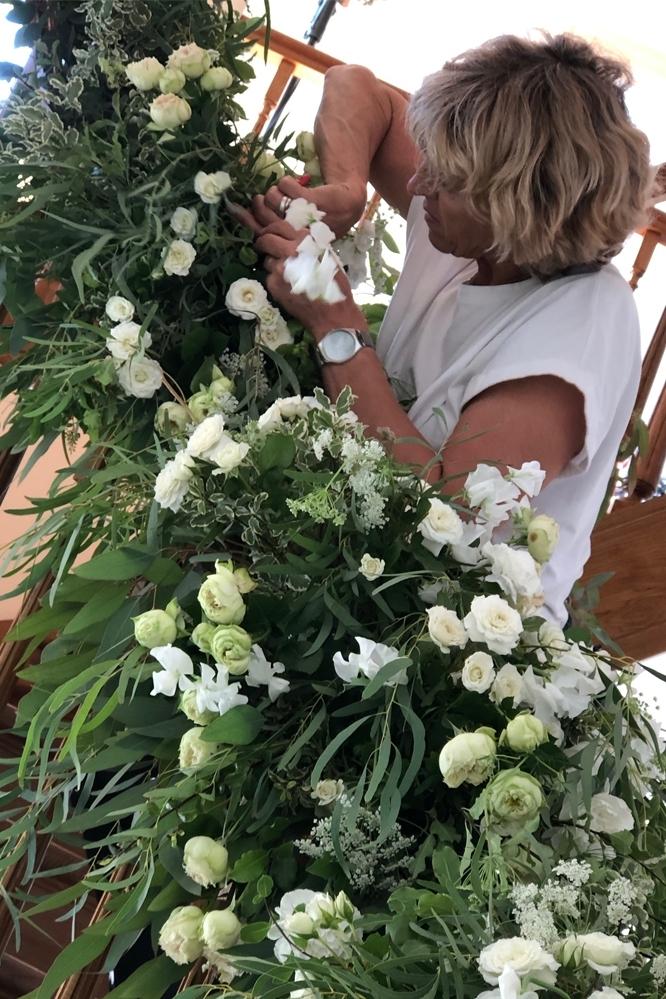 fleurs, décoration,évènements,mariage,soirée